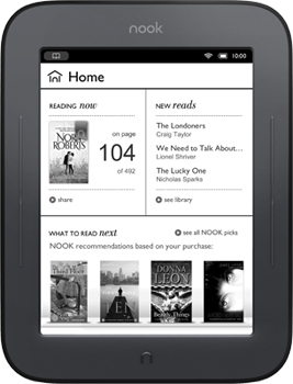 NOOK® Simple Touch
