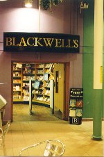 Blackwell Academic Bookshop