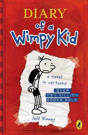 ISBN: 9780141324906 - Diary of a Wimpy Kid