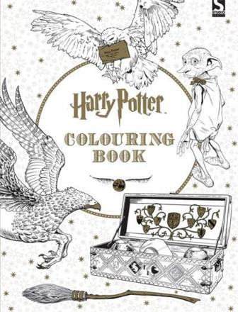 ISBN: 9781783705481 - Harry Potter Colouring Book