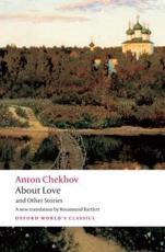 ISBN: 9780199536689 - About Love and Other Stories