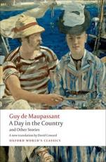 ISBN: 9780199555789 - A Day in the Country and Other Stories