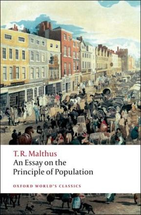 ISBN: 9780199540457 - An Essay on the Principle of Population