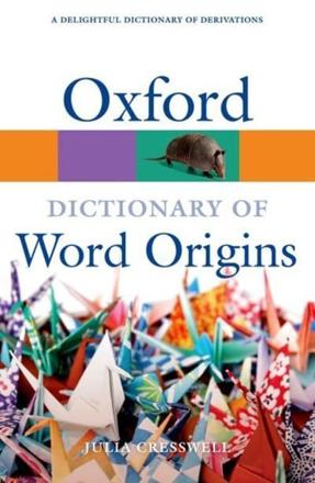 ISBN: 9780199547937 - Oxford Dictionary of Word Origins