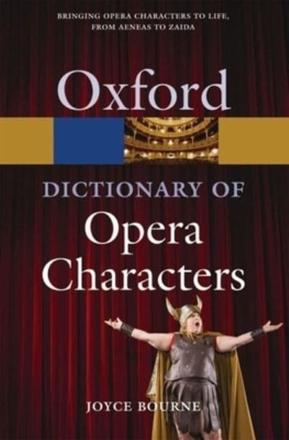 ISBN: 9780199550395 - A Dictionary of Opera Characters