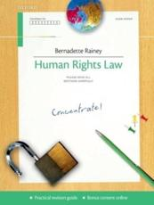 ISBN: 9780199695942 - Human Rights Law Concentrate