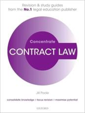 ISBN: 9780199544578 - Contract Law Concentrate
