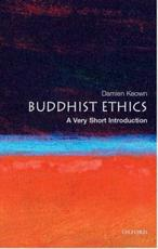 ISBN: 9780192804570 - Buddhist Ethics
