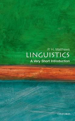ISBN: 9780192801487 - Linguistics: A Very Short Introduction