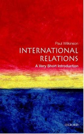 ISBN: 9780192801579 - International Relations: A Very Short Introduction