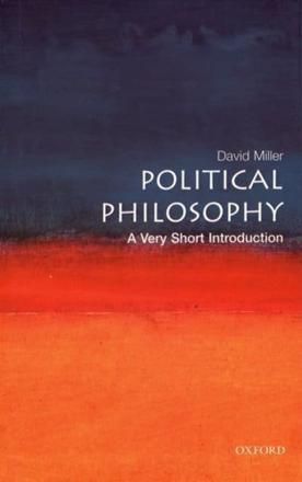 ISBN: 9780192803955 - Political Philosophy: A Very Short Introduction
