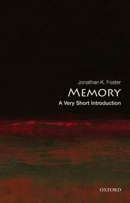 ISBN: 9780192806758 - Memory: A Very Short Introduction