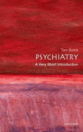 ISBN: 9780192807274 - Psychiatry: A Very Short Introduction