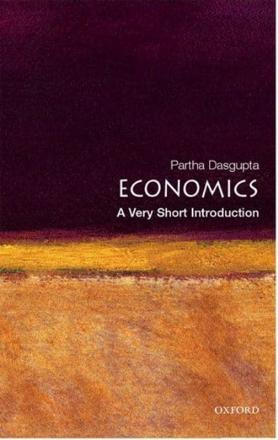 ISBN: 9780192853455 - Economics: A Very Short Introduction