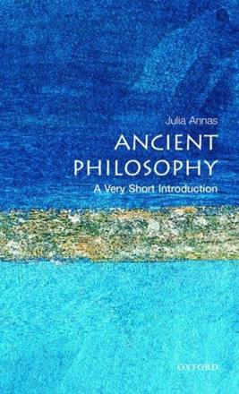 ISBN: 9780192853578 - Ancient Philosophy: A Very Short Introduction