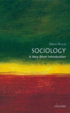 ISBN: 9780192853806 - Sociology: A Very Short Introduction