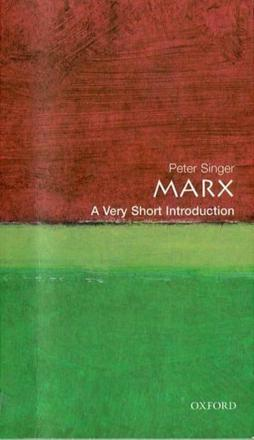 ISBN: 9780192854056 - Marx: A Very Short Introduction