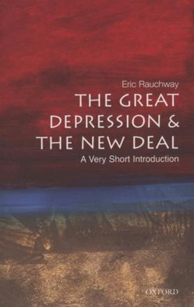 ISBN: 9780195326345 - The Great Depression and New Deal: A Very Short Introduction