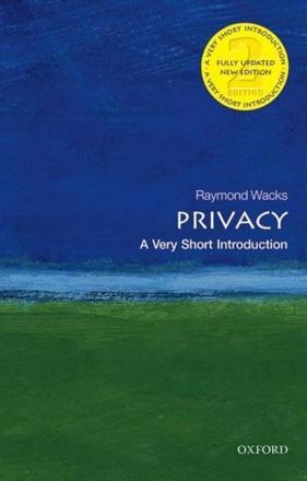 ISBN: 9780198725947 - Privacy: A Very Short Introduction