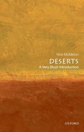 ISBN: 9780199564309 - Deserts: A Very Short Introduction