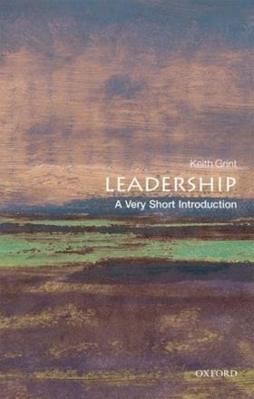 ISBN: 9780199569915 - Leadership: A Very Short Introduction