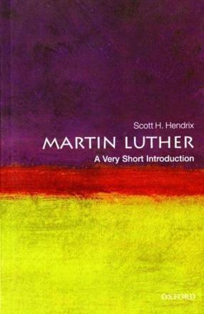 ISBN: 9780199574339 - Martin Luther: A Very Short Introduction