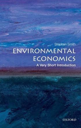 ISBN: 9780199583584 - Environmental Economics: A Very Short Introduction