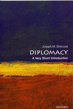 ISBN: 9780199588503 - Diplomacy: A Very Short Introduction