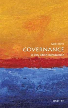 ISBN: 9780199606412 - Governance: A Very Short Introduction