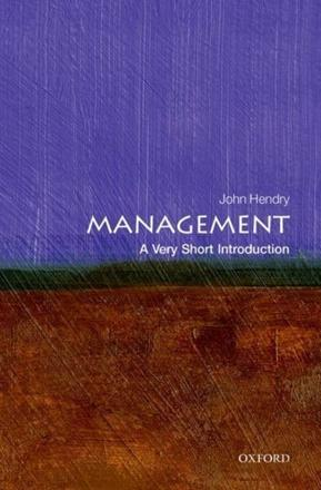 ISBN: 9780199656981 - Management: A Very Short Introduction