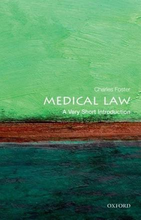 ISBN: 9780199660445 - Medical Law: A Very Short Introduction
