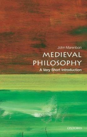 ISBN: 9780199663224 - Medieval Philosophy: A Very Short Introduction