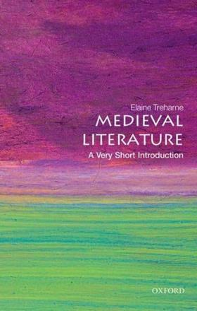 ISBN: 9780199668496 - Medieval Literature: A Very Short Introduction