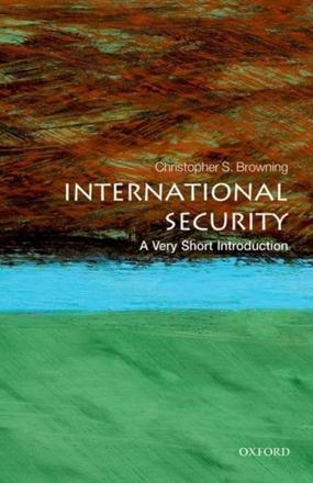 ISBN: 9780199668533 - International Security: A Very Short Introduction