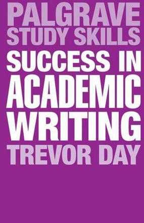 ISBN: 9780230369702 - Success in Academic Writing