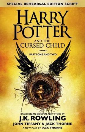 ISBN: 9780751565355 - Harry Potter and the Cursed Child - Parts One & Two (Special Rehearsal Edition): Parts I & II