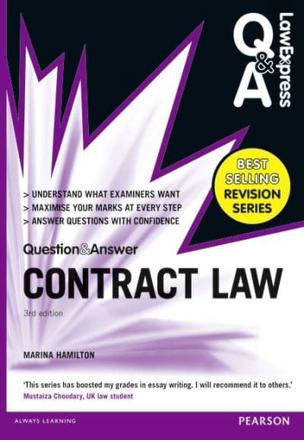 ISBN: 9781292066943 - Law Express Question and Answer: Contract Law (Q&A Revision Guide) 3rd Edition