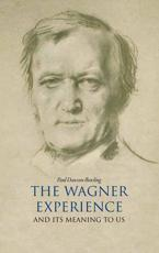 ISBN: 9781908699435 - The Wagner Experience