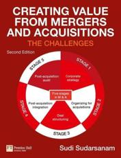 ISBN: 9780273715399 - Creating Value from Mergers and Acquisitions