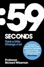 ISBN: 9780330511605 - 59 Seconds
