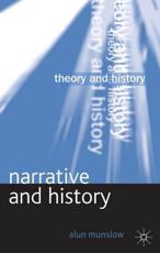 ISBN: 9781403987280 - Narrative and History