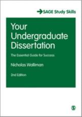 Your Undergraduate Dissertation | SAGE Publications Ltd