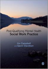 ISBN: 9781848609952 - Post-Qualifying Mental Health Social Work Practice