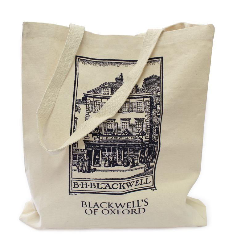 Blackwell's of Oxford Canvas Tote Bag
