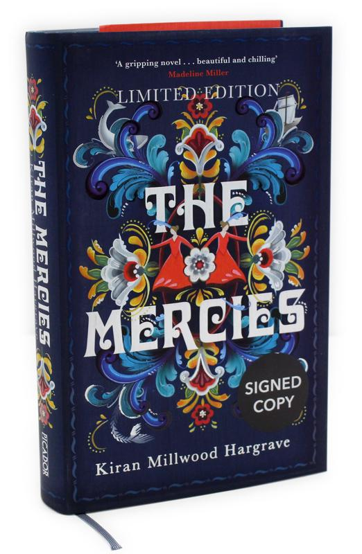 *SIGNED & NUMBERED* The Mercies