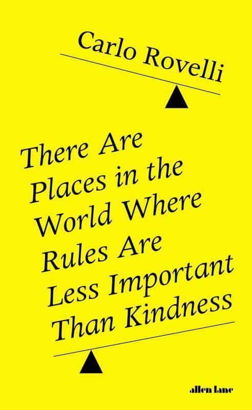 *SIGNED* There Are Places in the World Where Rules Are Less Important Than Kindness