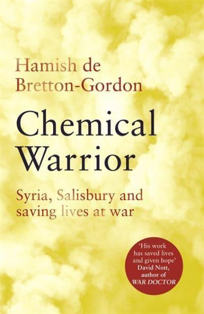 *SIGNED* Chemical Warrior