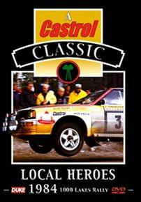 1000 Lakes Rally: 1984 - Local Heroes
