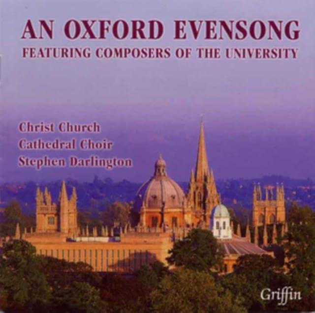 (An) Oxford Evensong - Clive Driskill-Smith