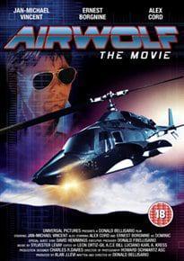 Airwolf: The Movie - David Bellisario